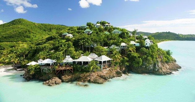 Cocos Hotel Antigua Island in Antigua Island www.GlobalTripDiscount.com
