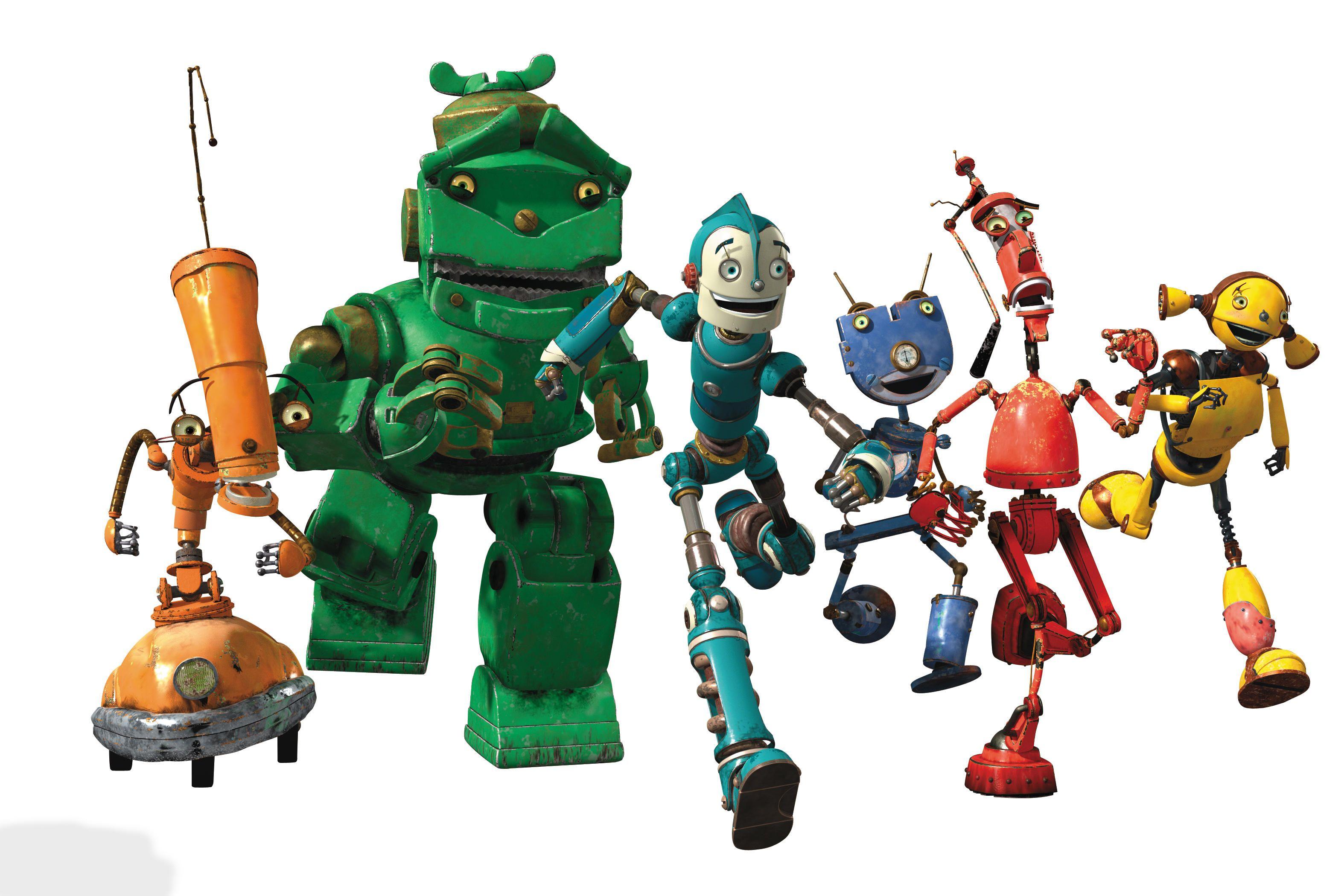 I Robot Times Robots Robot Art Animated Movies Animation
