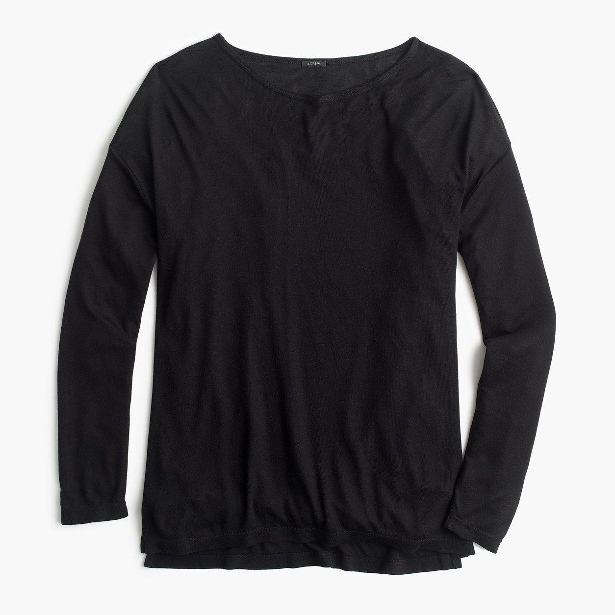 J.Crew Womens 10 Percent Deck T-Shirt (Size
