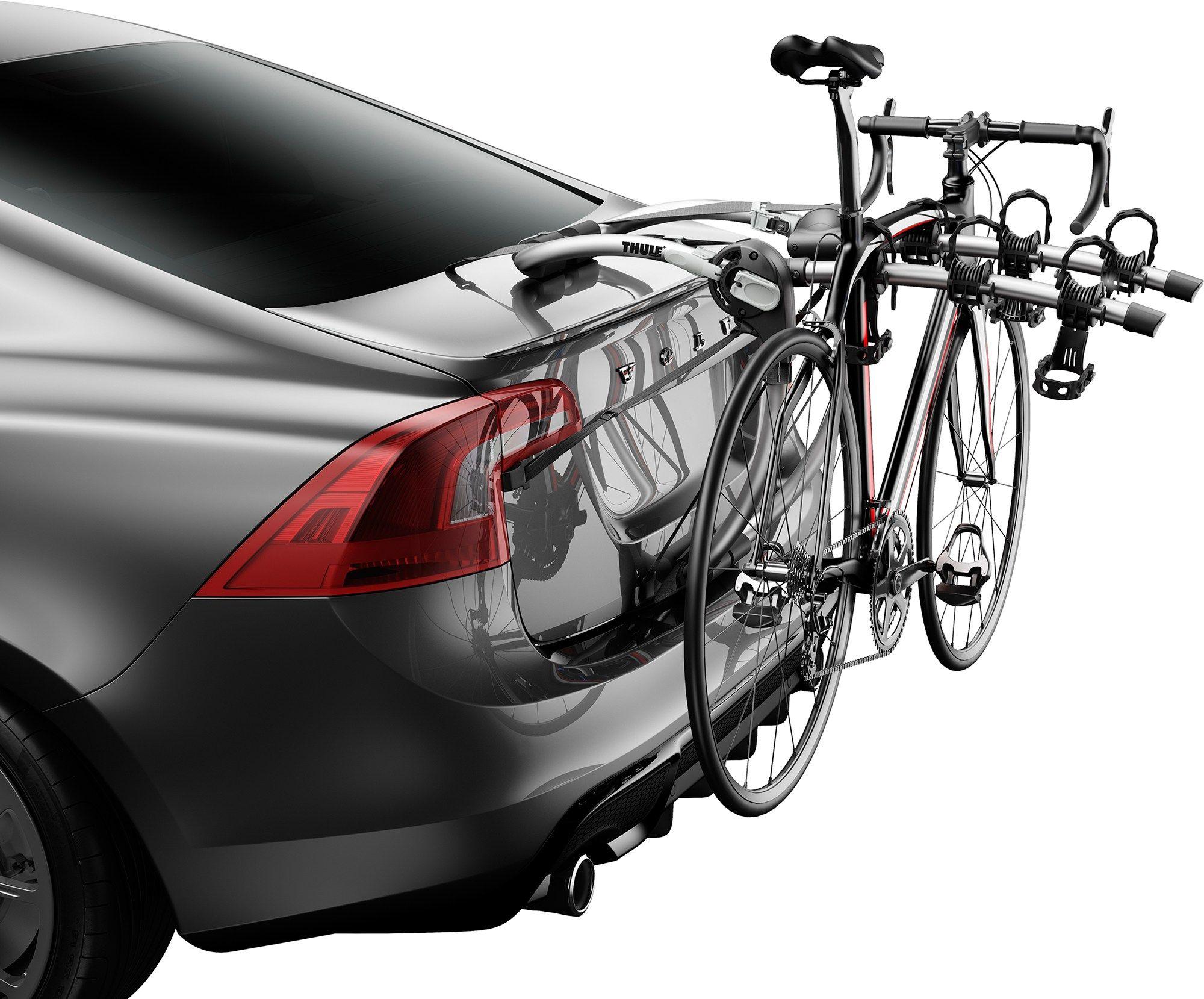 thule bike best bike rack trunk mount