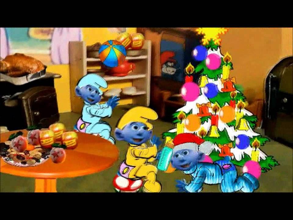 Schlümpfe lieder: Schlumpfkinder, Weihnachtslieder, Weihnachten ...