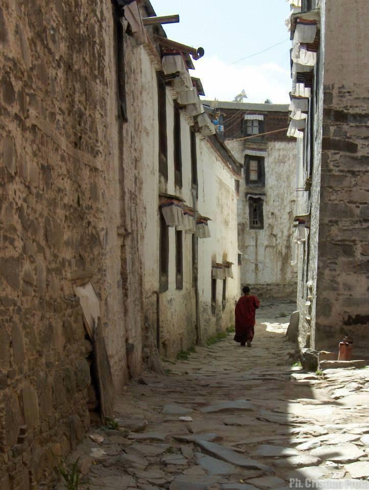 Tashilumpo, Tibet