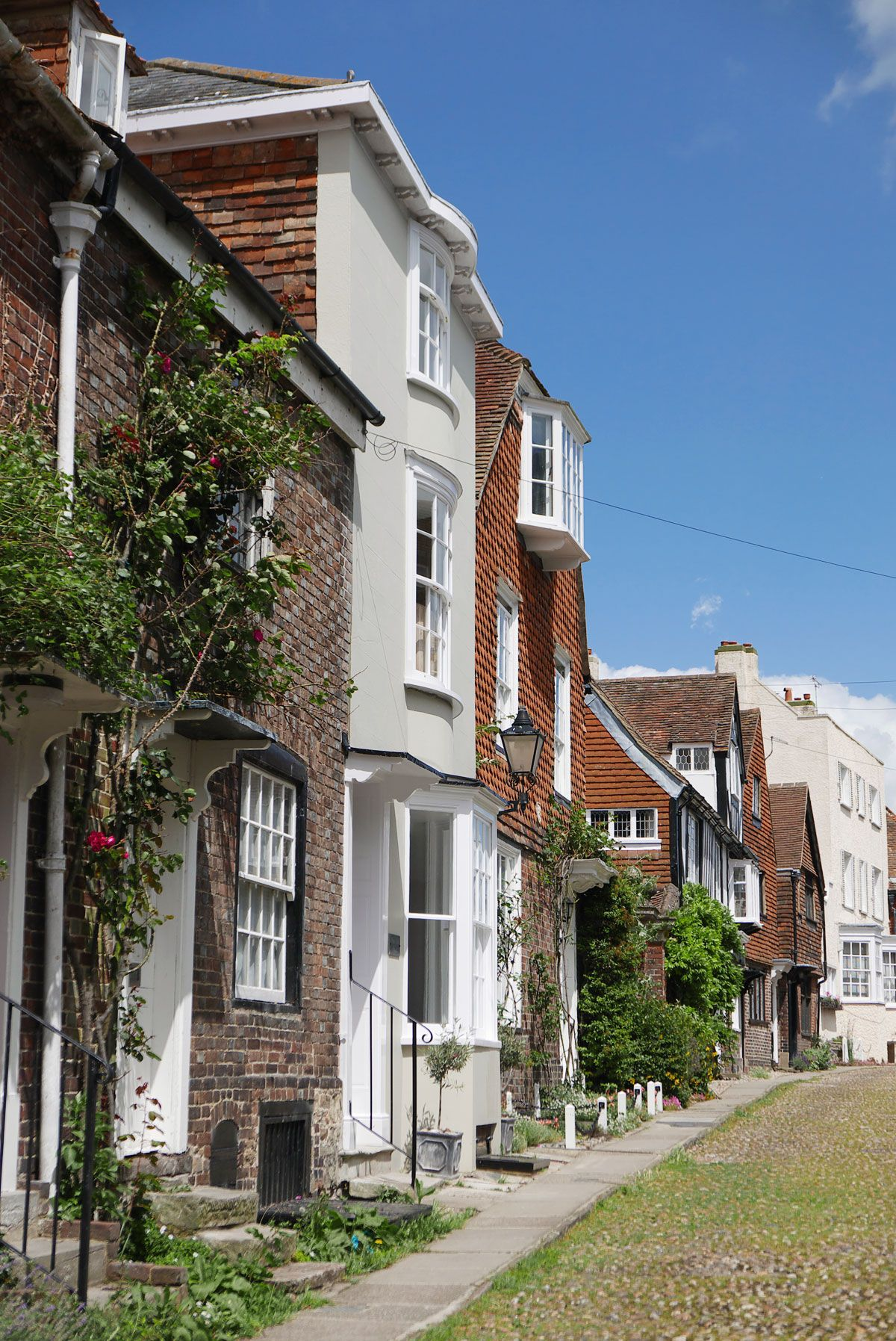 How To Spend A Day In Rye Sussex East Sussex Townhouse Exterior Cornwall England