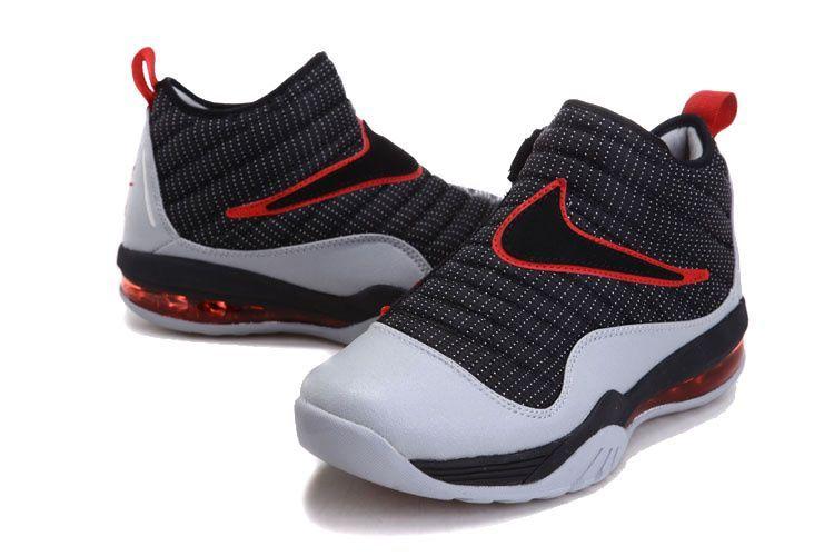 Nike Air Max Shake Evolve Varsity Red Black Black Dark Grey
