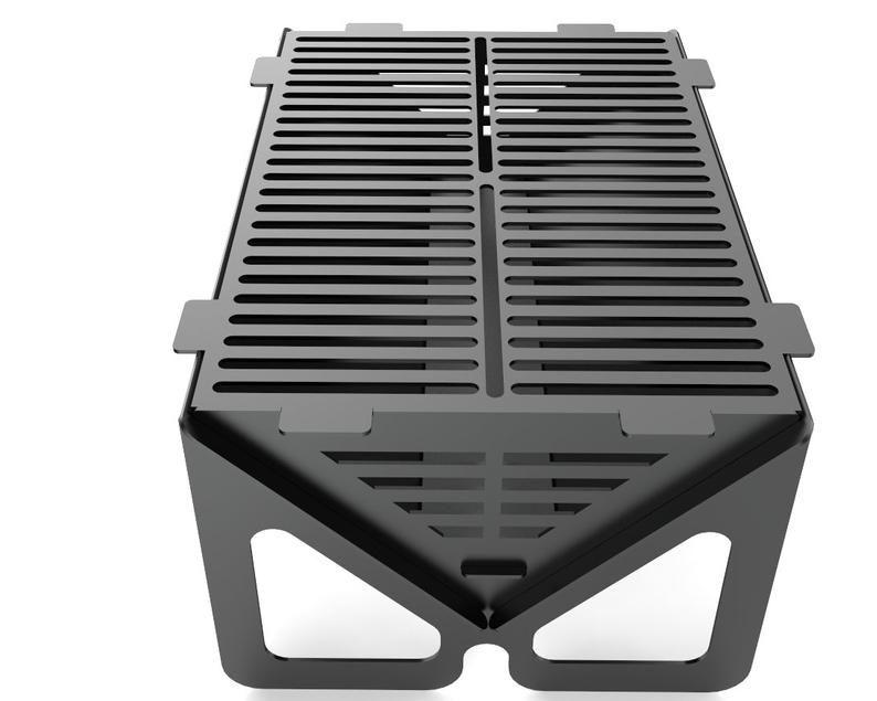 Geodesic DOMECNC Plasma DXF Cut Files CLASSIC CAR Fire Pit