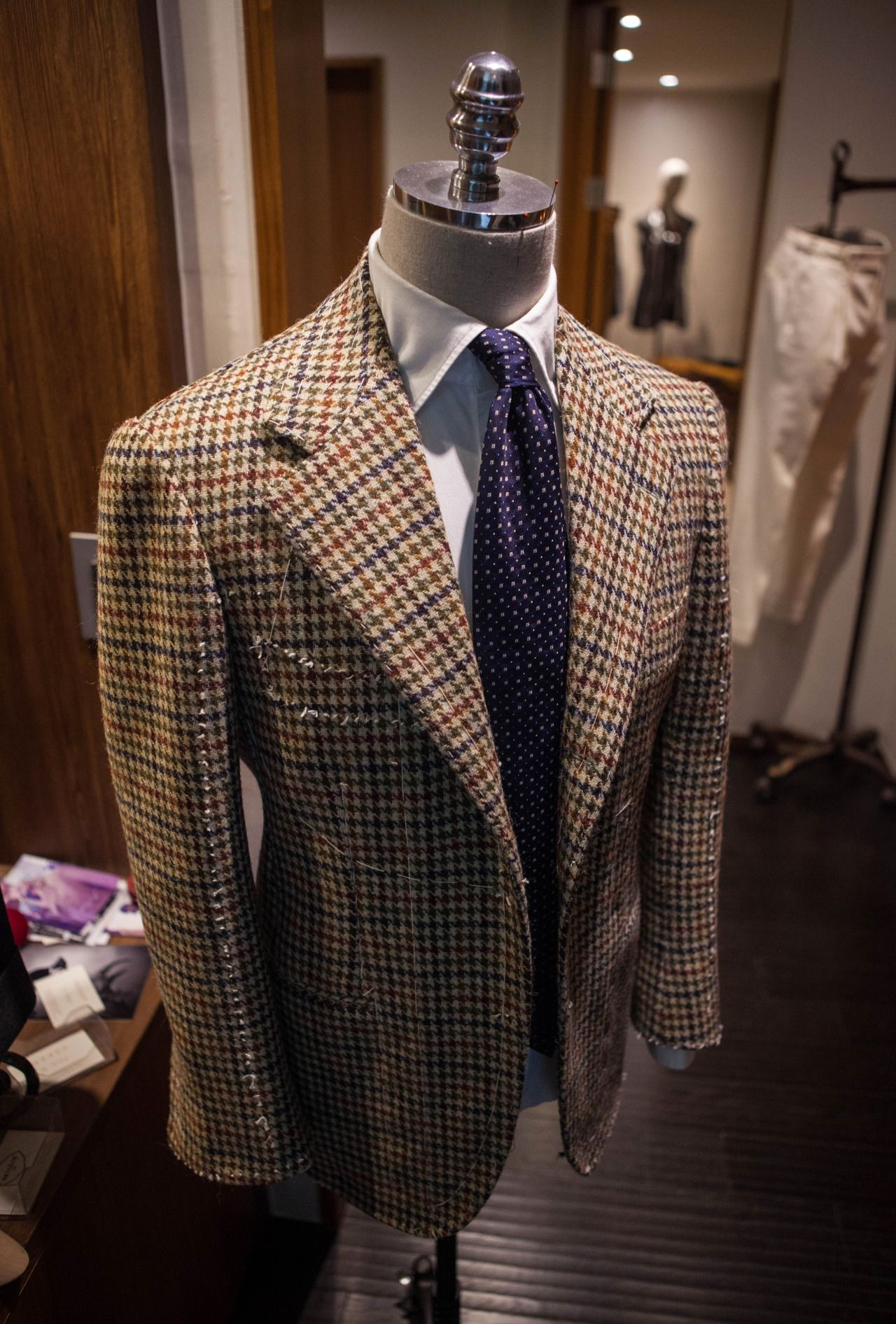 Beautiful sports coat by B&TAILOR Mens outfits, Sport