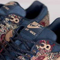 Details about NIKE WOMENS AIR MAX 1 LIBERTY QS ARMORY NAVY