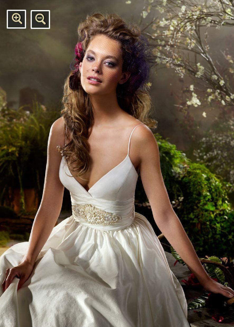 JLM Couture Bridal Gown Style - LZ3008 | Lazaro wedding ...