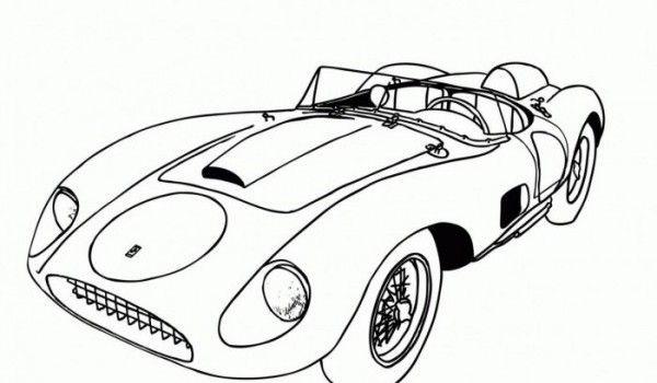 dibujos de carros para colorear en linea | carro | Pinterest | Carro ...