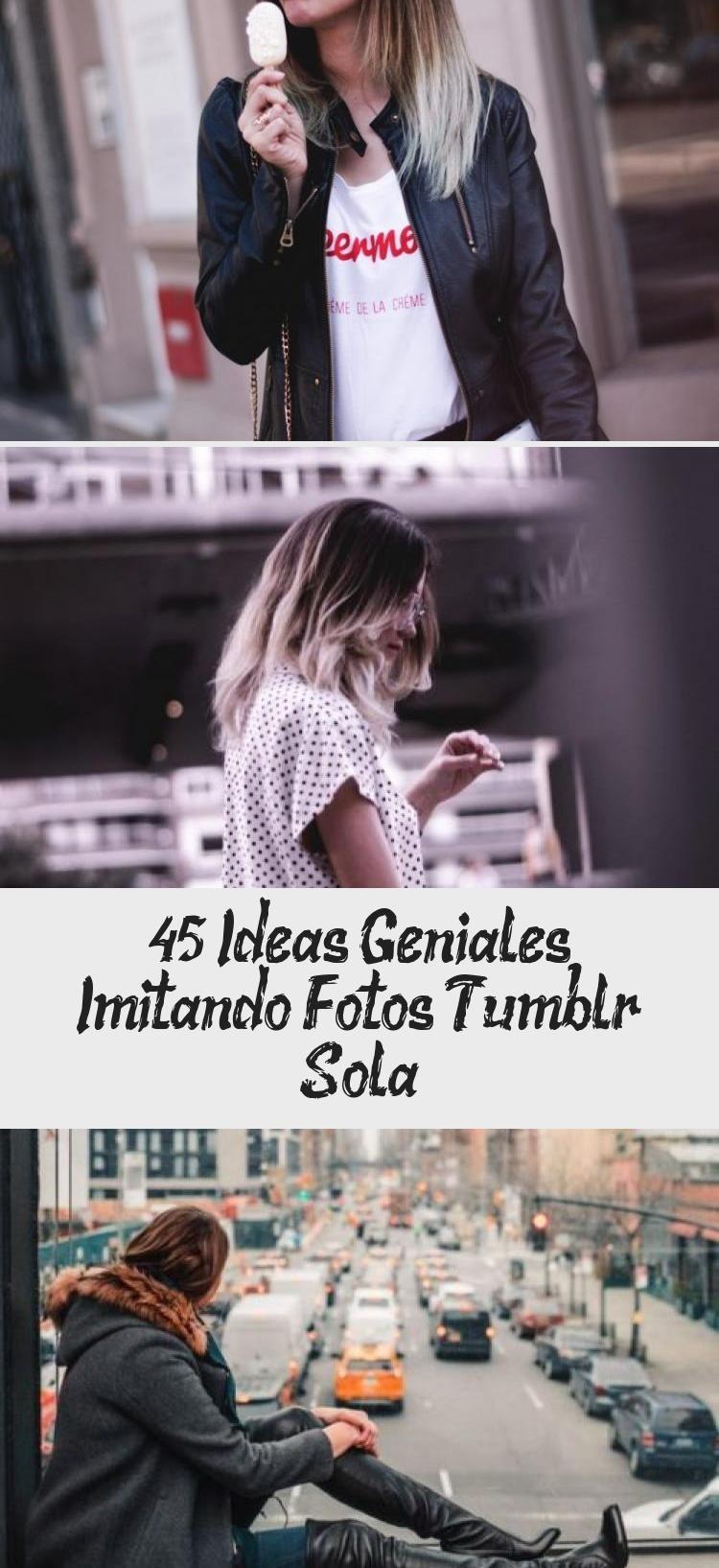 45 Ideas Geniales Imitando Fotos Tumblr Sola