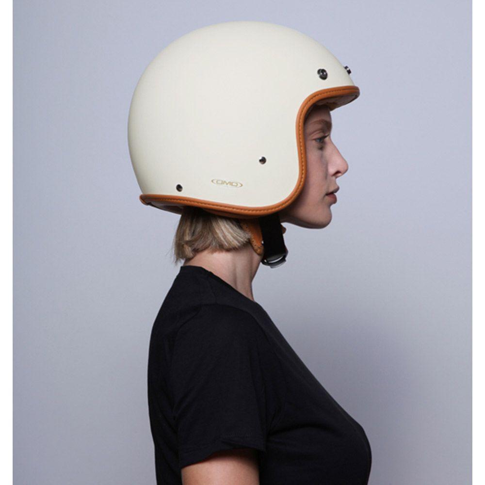 Dmd Vintage Carbon Oro Roma Ece In 2020 Vintage Helmet Open Face Helmets Brown Liner