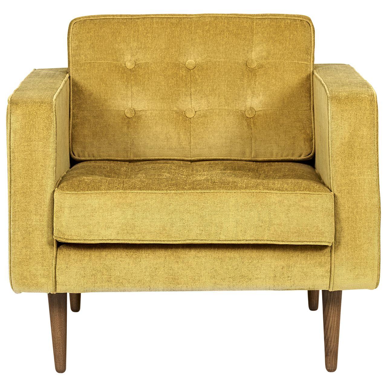 Mustard Capetown Chair