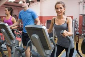 an elliptical intervaltraining workout  livestrong