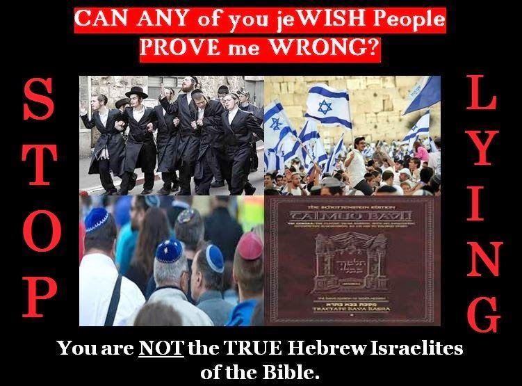 Pin On Fake Hebrew Israelites