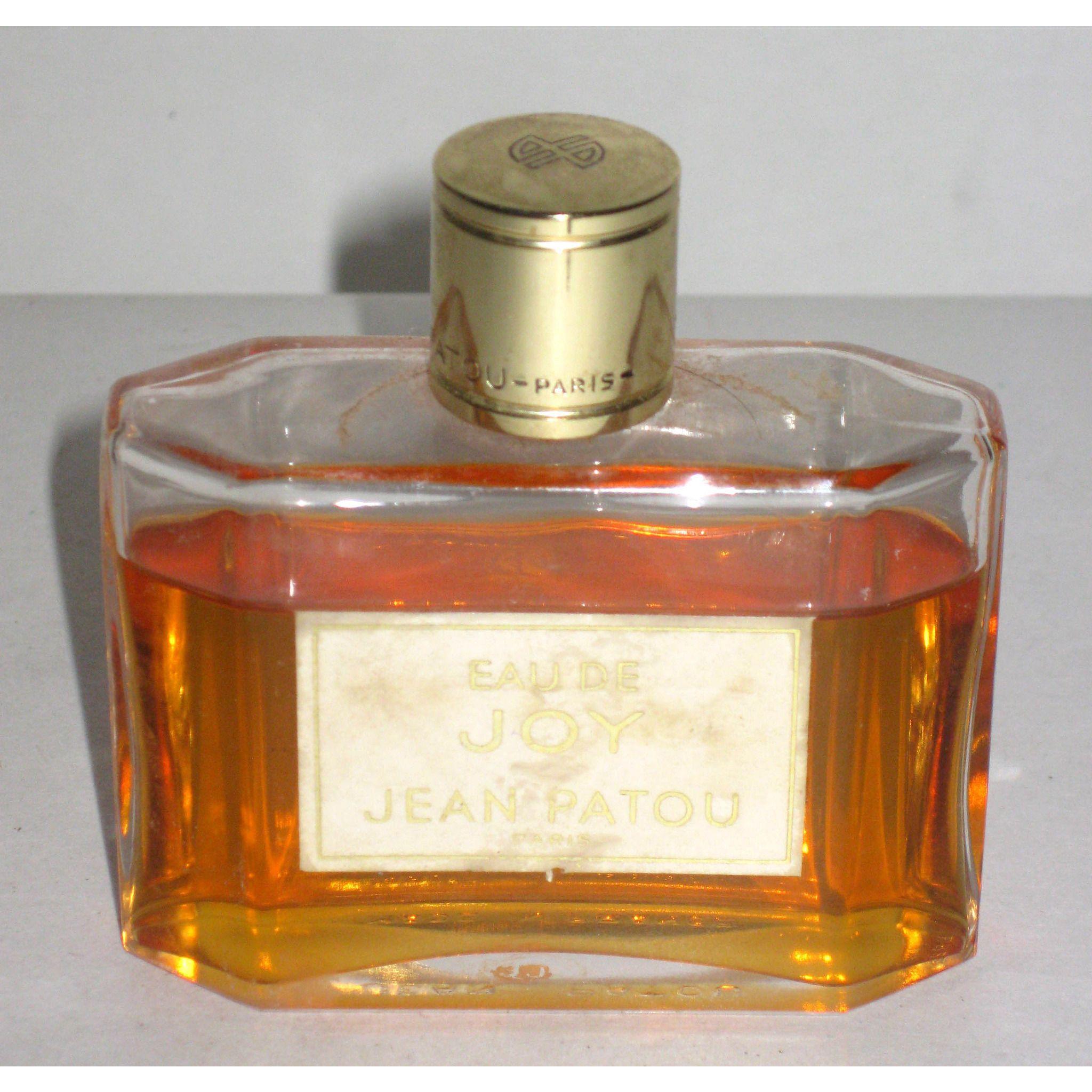 Vintage Joy Eau De Parfum By Jean Patou Vintage Perfumes