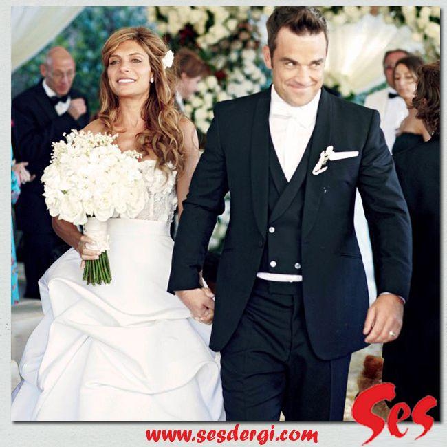 Robbie Williams In Turk Asilli Esi Ayda Field Babasi Haldun Evecan I Kaybetti Amerika Da Yasayan Ve Ikinci Cocuguna Hamile Olan Field Doktoru Hochzeit Promis