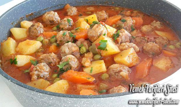 Photo of Vegetable Juicy Meatballs Recipe