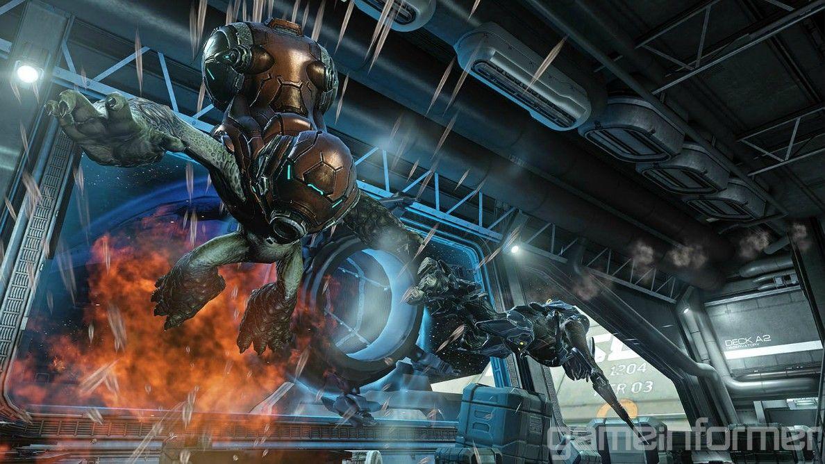 High Res Game Informer Screenshots and Artwork