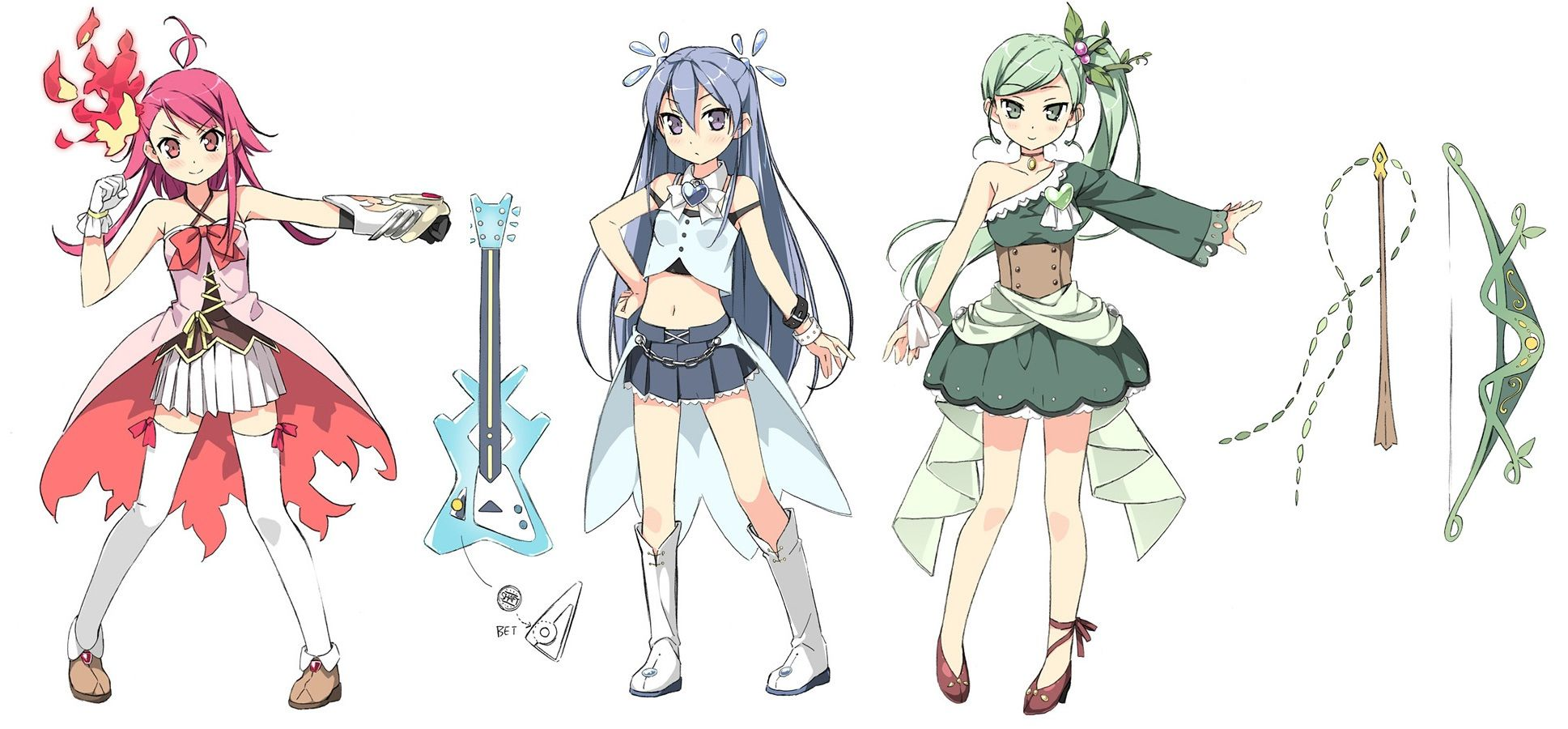 Anime Boy Character Design : Anime design cute girls character designs