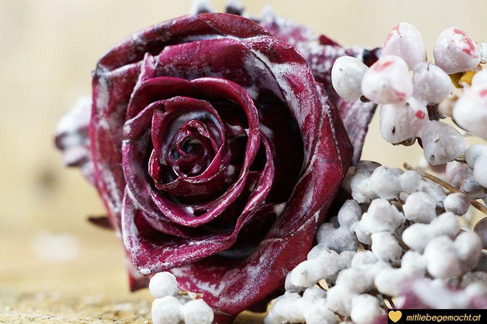wie du aus kerzenresten rosen haltbar machen kannst jewelry handmade pinterest basteln. Black Bedroom Furniture Sets. Home Design Ideas