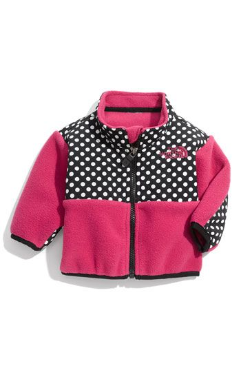 north face denali polka dots for my baby girl babies kids rh pinterest com