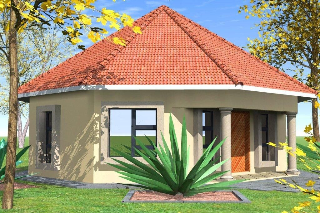 House Plan No. W0060 Round house plans, House plan