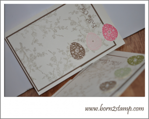 Stampin' UP! Osternostalgie