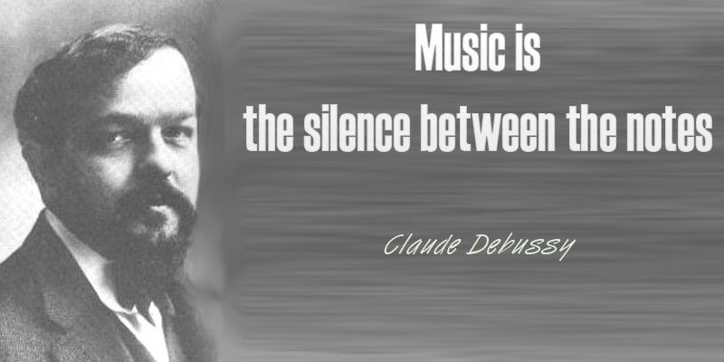 Claude Debussy Sayings, Quotes Images • Elsoar | Image quotes, Claude, Famous composers
