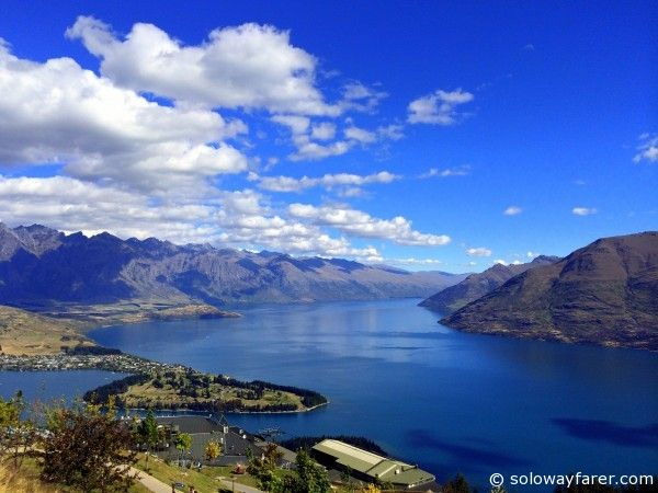In Queenstown How Beautiful Is This Sight Eh The Change In Weather Couldn