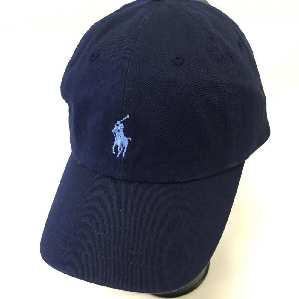 POLO RALPH LAUREN BASEBALL CAP HATS  PONY LOGO ONE SIZE ADJUSTABLE NWT