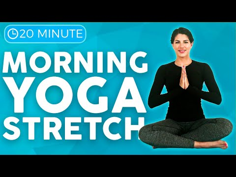pinivko online on yoga  morning yoga stretches