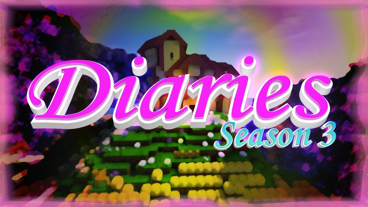 Diaries Season 3 Trailer|| YESSS IM SO EXCITED!!