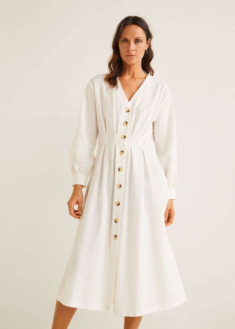 24b486965f7 white structured dresses for Spring