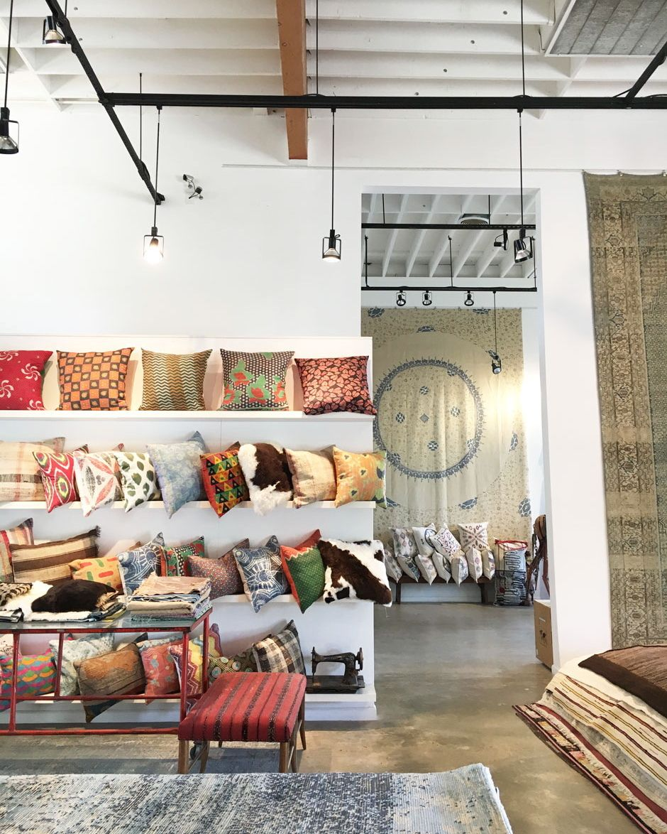 Los Angeles Apartments Melrose: Retail & Design On Our Vendors - Amadi