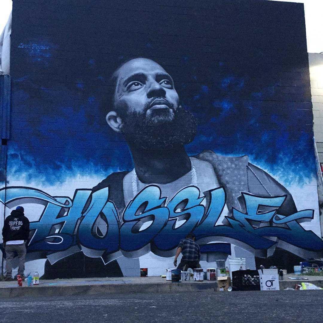 NipseyHussle (With images) Hip hop art, Black artwork
