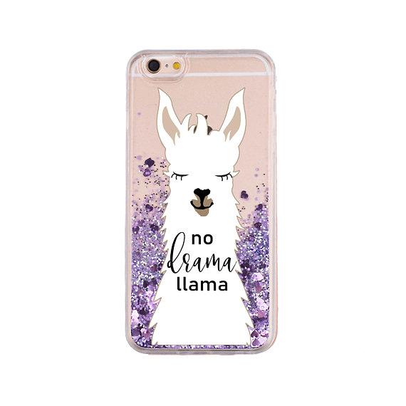 best loved 868c3 b2798 Llama. No drama llama | iPhone 8 Plus case| iPhone XR case| iPhone X ...