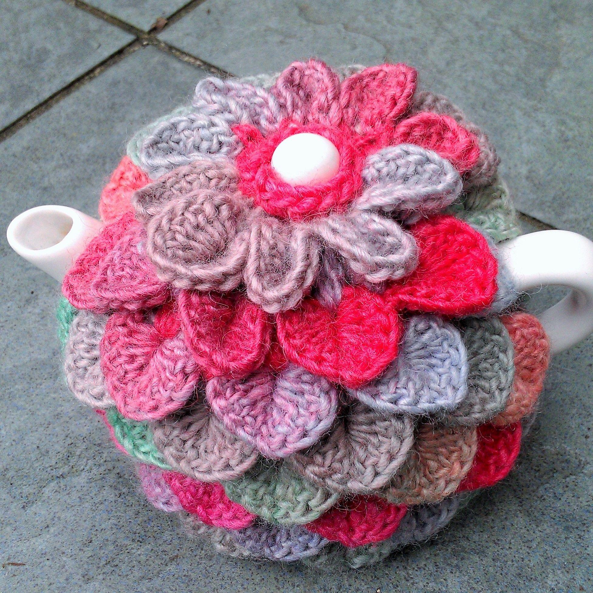 My first crocodile stitch project! | Tea cosies | Pinterest ...