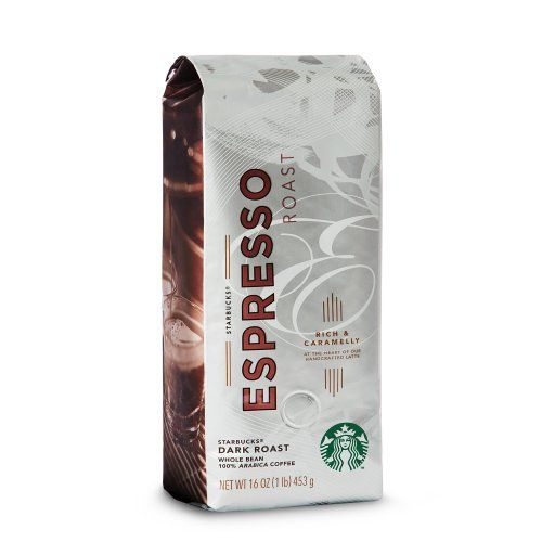 Starbucks Espresso Roast Whole Bean Coffee 1lb Read More Reviews Of The Product By Visiting The Link On The I Starbucks Coffee Beans Buy Coffee Beans Coffee