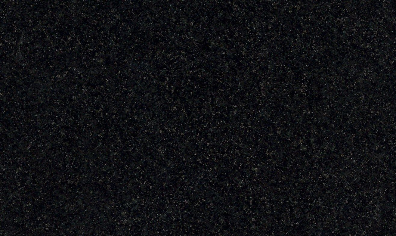 Absolute Black Granite. Also known as Jet Black, Indian ...