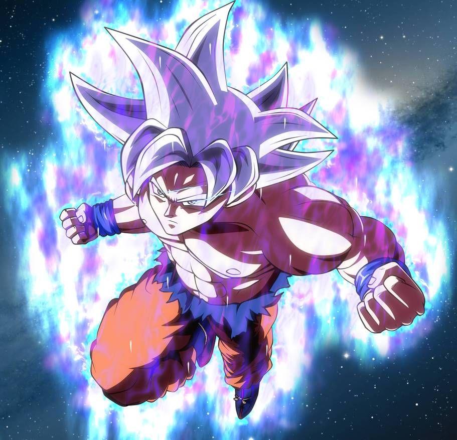 Mui Goku By Mohasetif On Deviantart Dragon Ball Painting Anime Dragon Ball Super Dragon Ball Super Goku