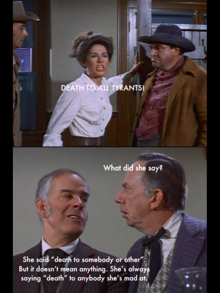 Support Your Local Sheriff Good Movies Movie Humor Classic Movies