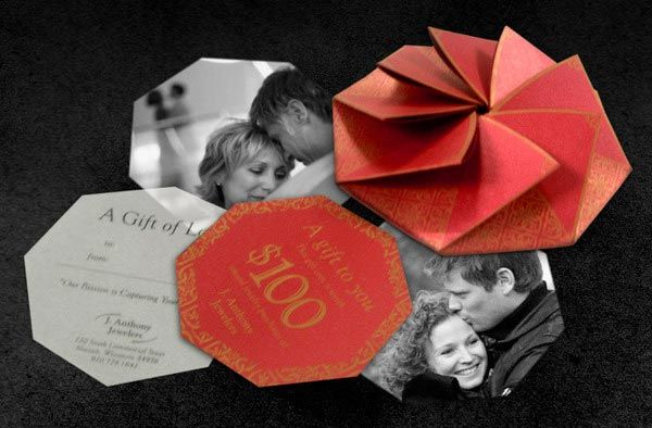 Elegant Jewelry Catalogue  Brochure Designs  JayceOYesta