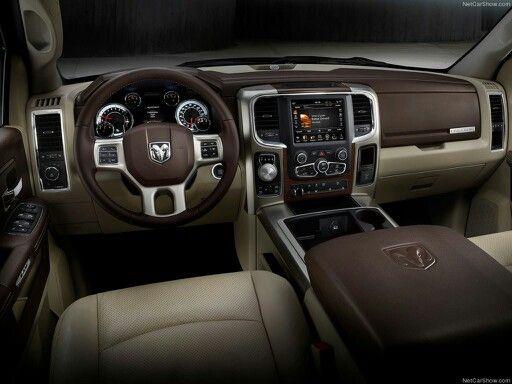 Nice Interior Of Dodge Ram 2013 2015 Dodge Ram 1500 2015 Dodge Ram Dodge Ram 1500
