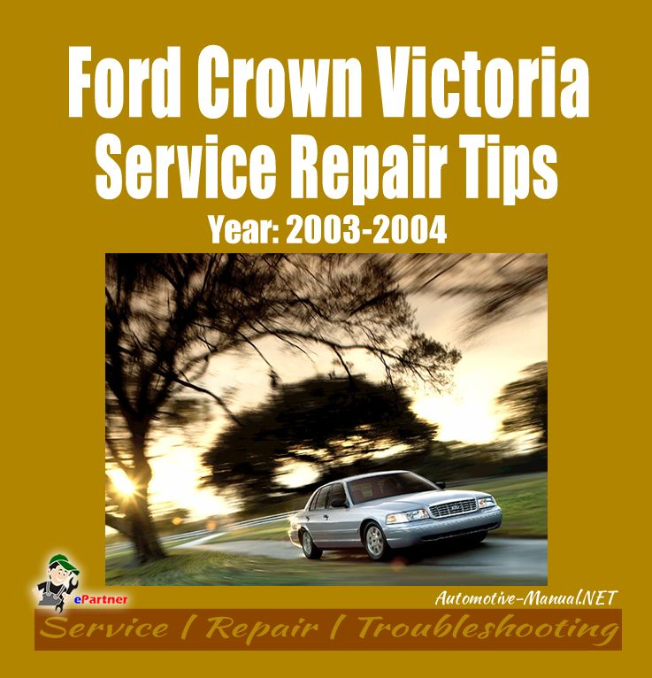 Pin On Ford Service Manual