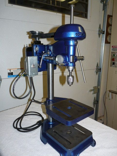 Sears Companion 40 Series Wood Crafting Tools Drill Press Old Tools