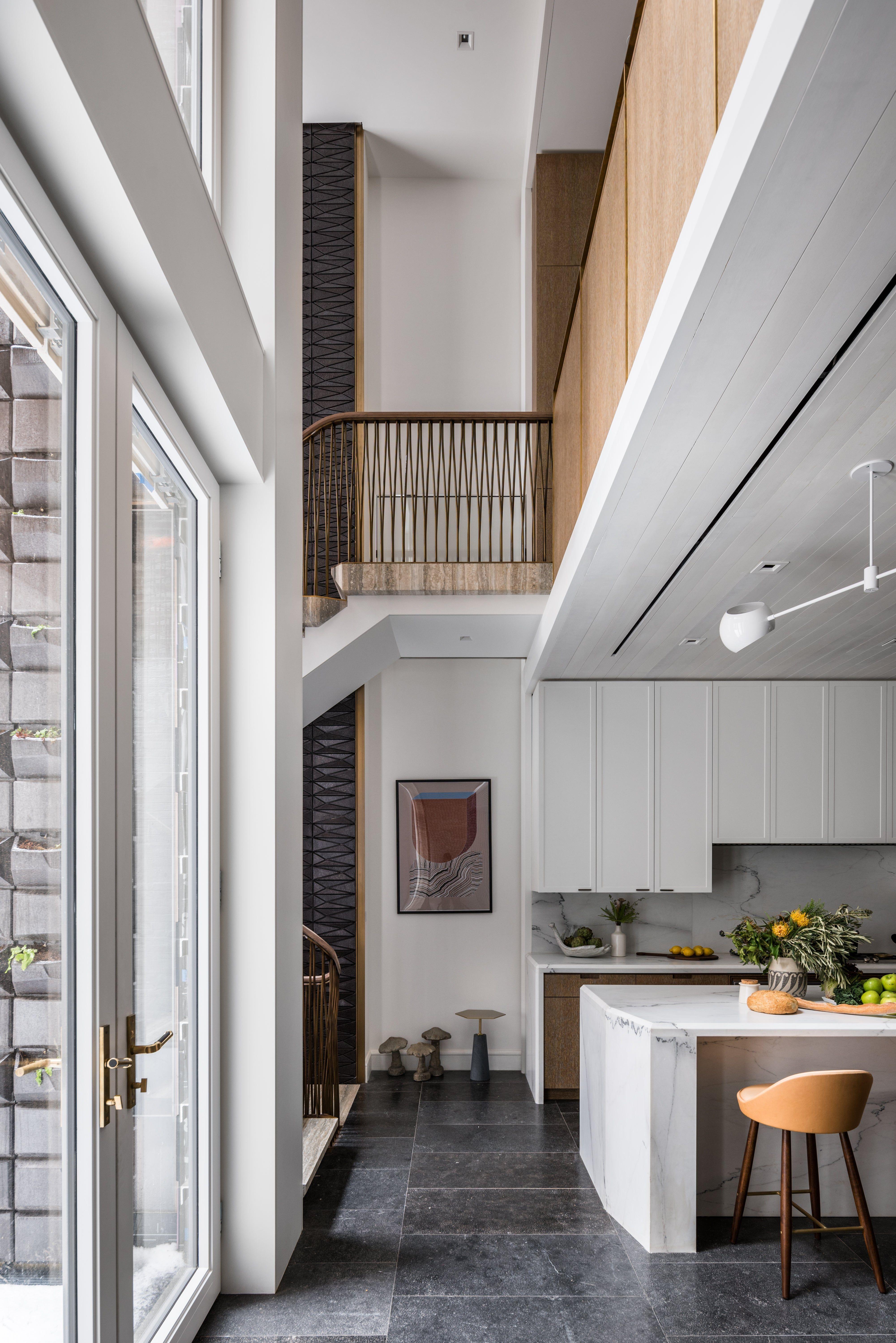 Kitchen by MKCA // Michael K Chen Architecture on 1stdibs