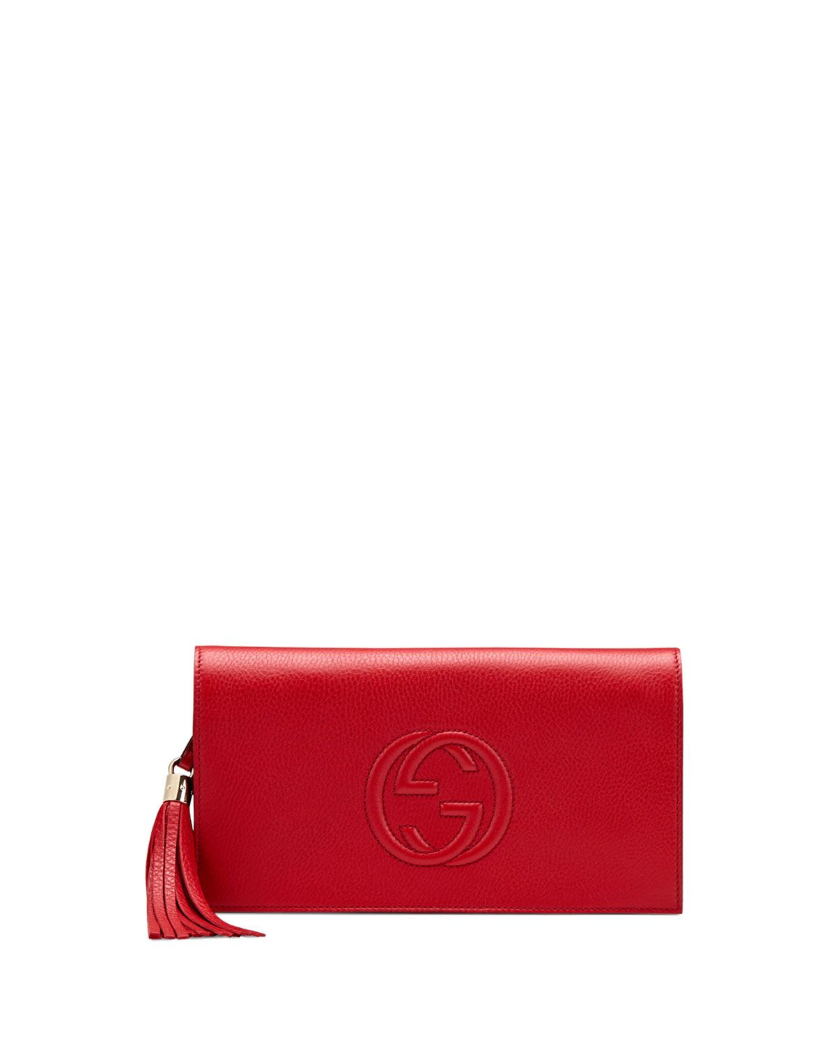 a2c02fbdbc3 Soho Flap Clutch Red | *Handbags, Wallets & Cases > Handbags ...