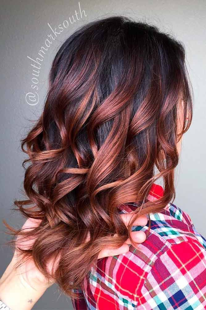 A brown hair color is extremely underappreciated. There are so many variations o... Check mor...
