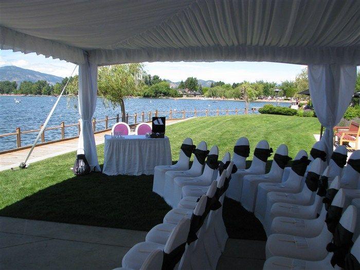 Beautiful wedding at manteo beach resort by all occasions party beautiful wedding at manteo beach resort by all occasions party event rentals kelowna bc publicscrutiny Images