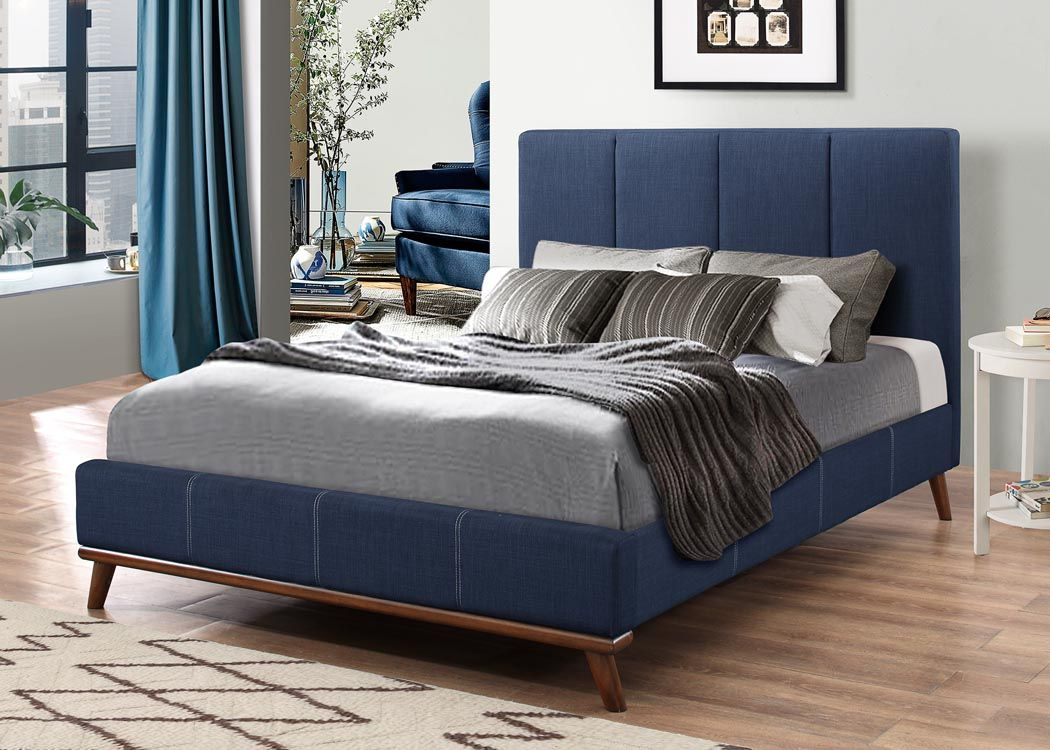 classic design contemporary finish our charity bed collection